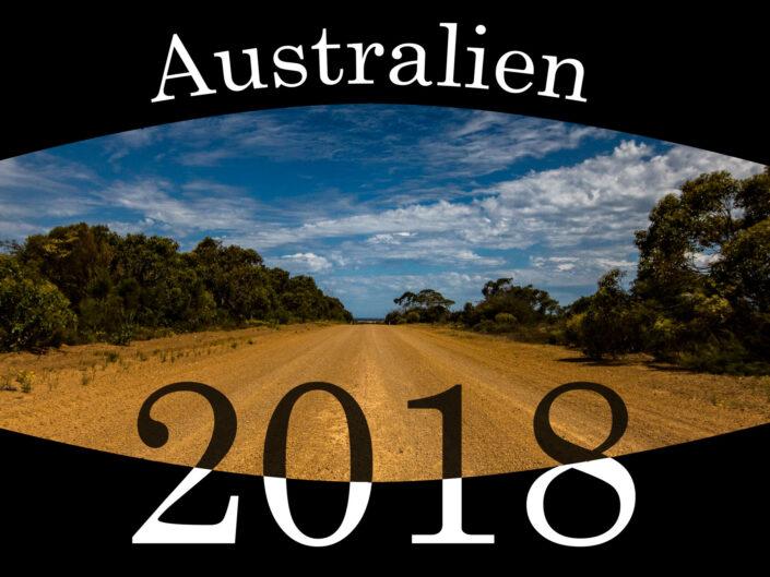 Kalender 2018 Australien